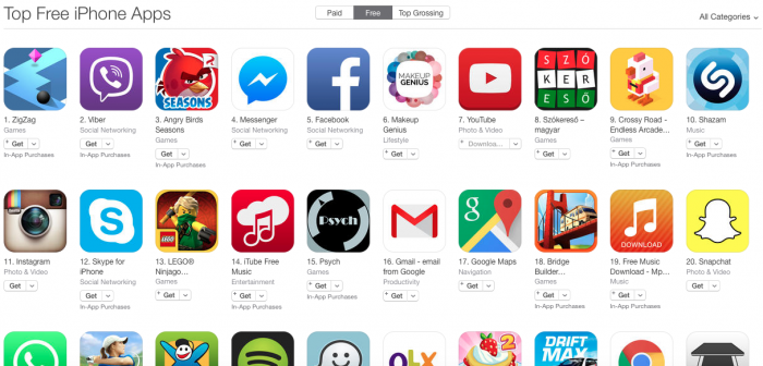 app-store-toplista