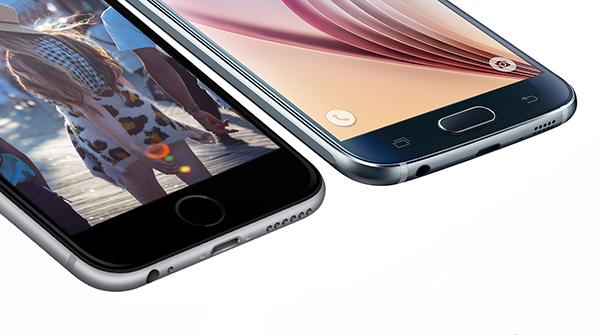 IPHONE 6 VS GALAXY S6 KAMERA