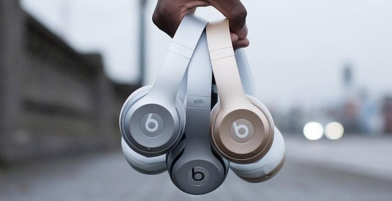 Beats Solo2 vezeték nélküli fejhallgató iPhone azonos színekben ... 44c2d622aa