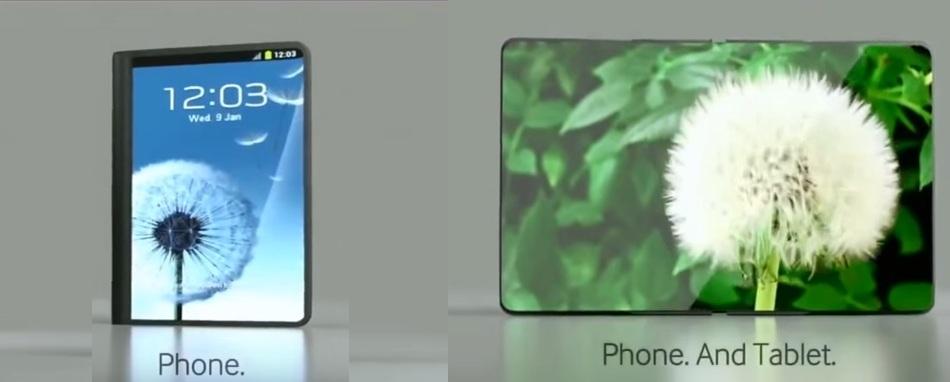 samsung-osszehajthato-mobil-tablet