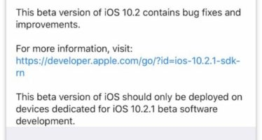 Az Apple kiadta az iOS 10.2.1 fd00fd6d1d