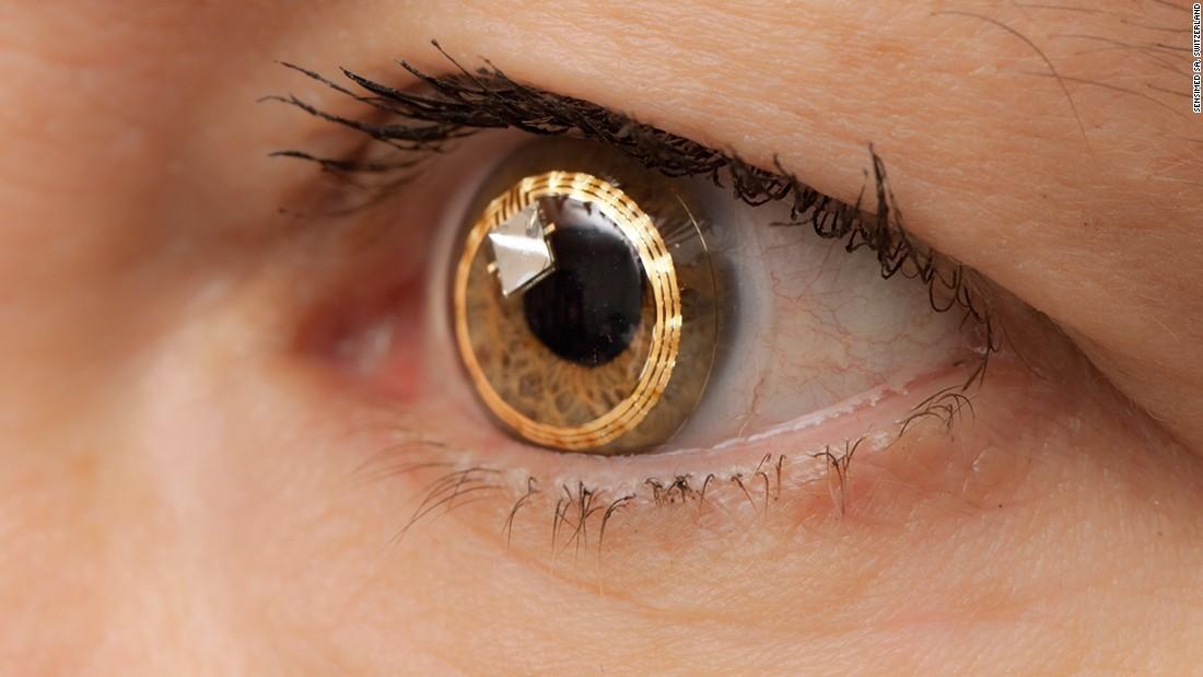 A Sony sikeresen szabadalmaztatta intelligens kontaktlencse ötletét fa68605ba0