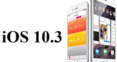 Telepíthető az iOS 10.3! 91ce7040f6