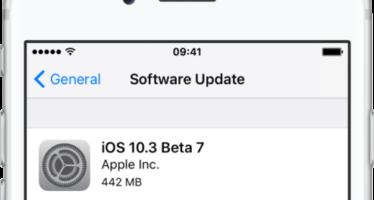 A fejlesztők már az iOS 10.3 hetedik bétáját tesztelhetik 93f7e1ee6f