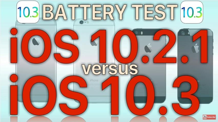 Az iOS 10.2.1 vagy az iOS 10.3 alatt jobb az akkumulátor élettartama ... 5a41567dba
