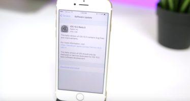 Az iOS 10.3 ötödik béta verziója már a fejlesztőknél 83e43ecf4c