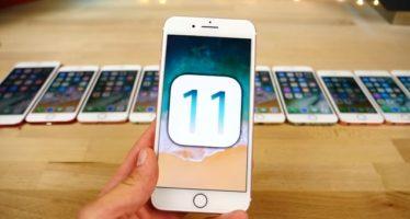 Sebességteszten az iOS 11 beta és az iOS 10.3.2 verziója 4f14b23392